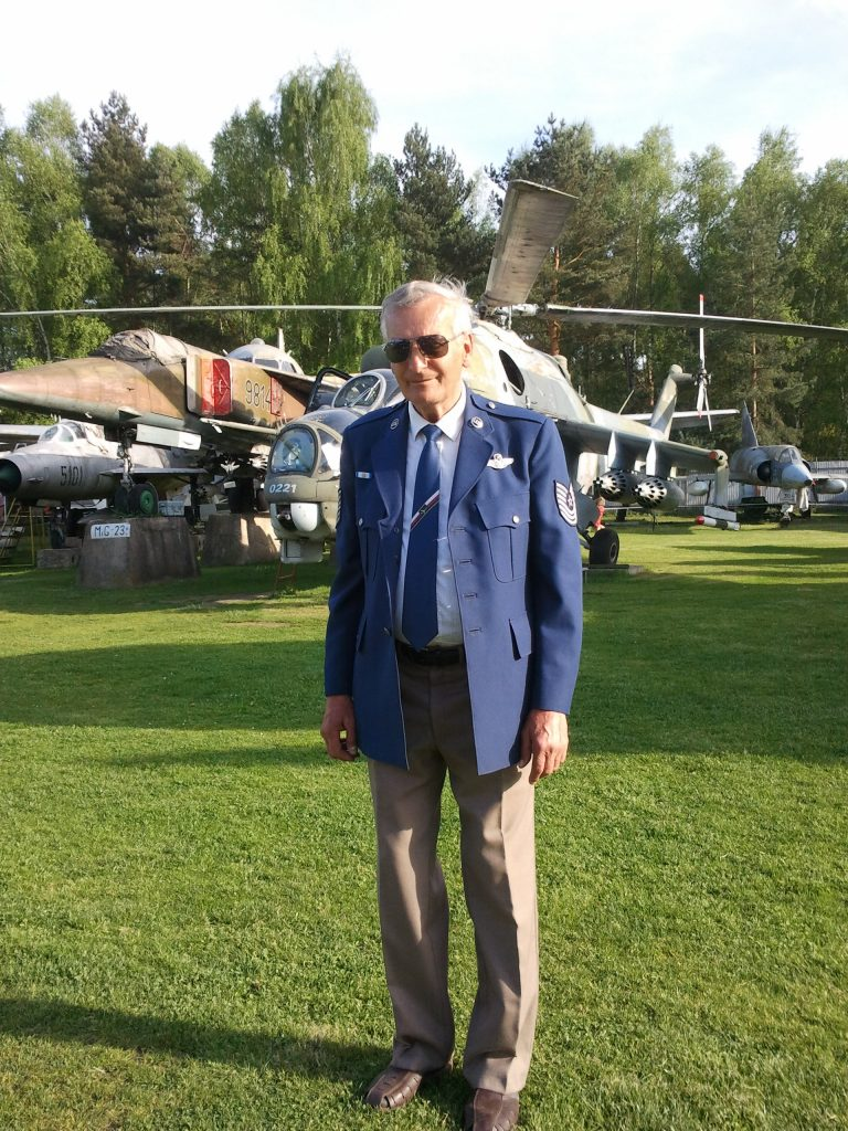 Karel Tarantík - founder of the Air Park