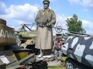 Socha Stalina