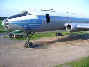 Tu-104A OK-NDF